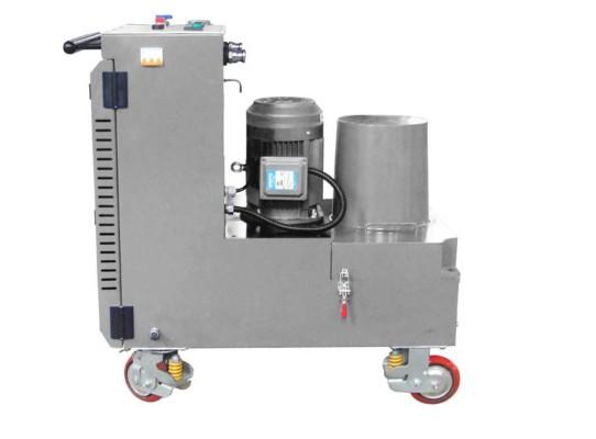 離心式濾油機與普通濾油機相比有哪些優勢?
